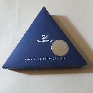 2004 Swarovski Crystal Christmas Ornament Star Snowflake ...