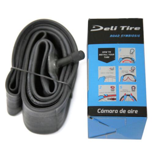 "DELI Vélo Tube Intérieur 26/"" X 1.50/"" 2.00/"" Schrader Valve 35 mm 26x1.50"