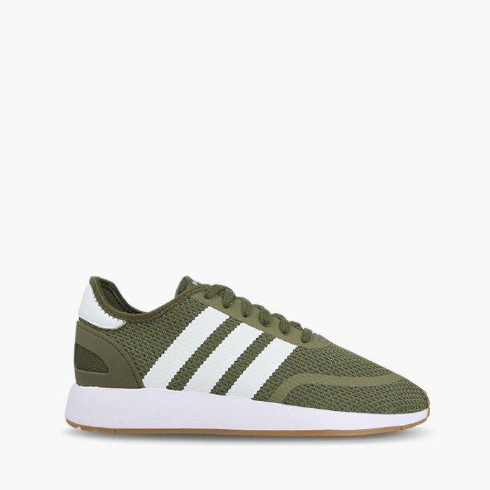 Adidas zapatos Originales Hombre N-5923 CM8410 verde Zapatillas Nuevos