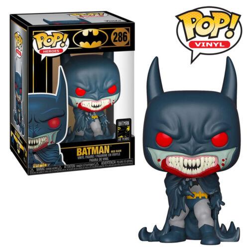 Red Rain Batman 1991 Official Batman /& Dracula DC Comics Funko Pop Vinyl Figure