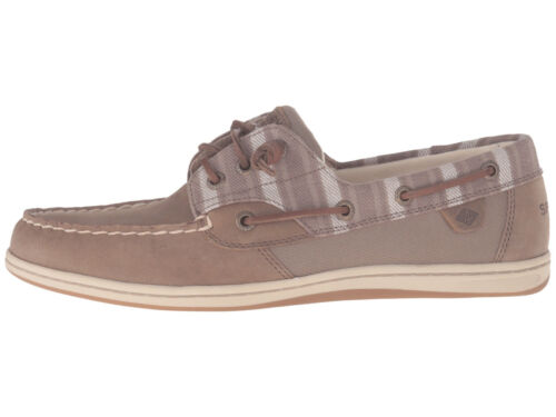 Righe Pelle sider Donna Songfish A Top Nib Marinara Scarpa Taupe Taglie Sperry fq8gY4