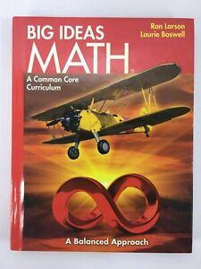 Big-Ideas-Math-Common-Core-Curriculum-RED-TEACHING-ED-Textbook-2017-NEW