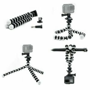 Octopus-Flexible-Tripod-Mount-Stand-for-GoPro-Hero-7-6-5-4-3-Action-camera-Top