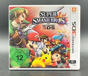 NINTENDO-3DS-SPIEL-034-SUPER-SMASH-BROS-034-Deutsche-Kaufversion-034