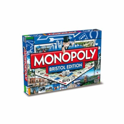 Bristol Monopoly Board Game