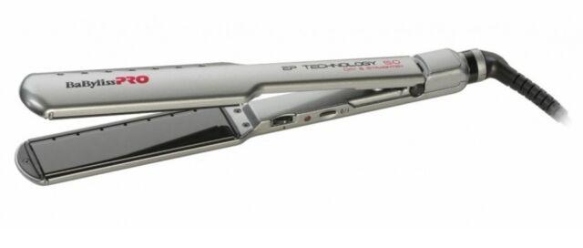 Babyliss Pro BAB2073EPE Straightener for Wet & Dry Hair EP Technology Genuine