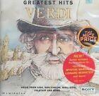 Verdi Pavarotti Carreras Domingo Greatest Hits CD