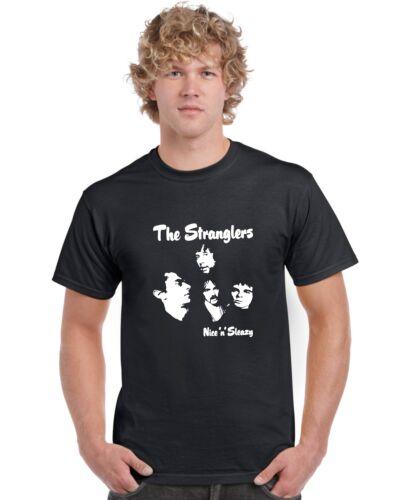The Stranglers T Shirt Nice N Sleazy Design