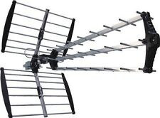 Stellar Labs 30-2155 60 Mile Fringe Yagi Television HDTV/DTV/UHF Outdoor Antenna