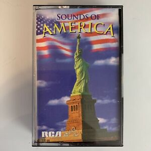 Sounds of America Various (Cassette)