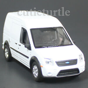 welly ford transit connect van wagon diecast toy car. Black Bedroom Furniture Sets. Home Design Ideas