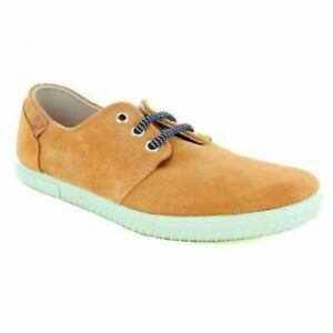 6120bdf819291 Details about Fly London Stot267fly honey leather lace up sneakers shoes  nib sz EU 36 US 6