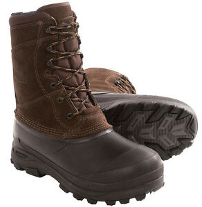 best service 11724 ede38 Details about 9 M men's LaCrosse 400 Gram Winter Snow Boots Insulated  Thinsulate Waterproof