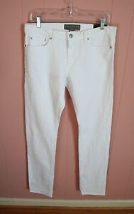 Point Stacker Jean Sur Selvedge bianco in Jeans 8 denim 29 Jcrew Slim Japanese rnnRXdxF