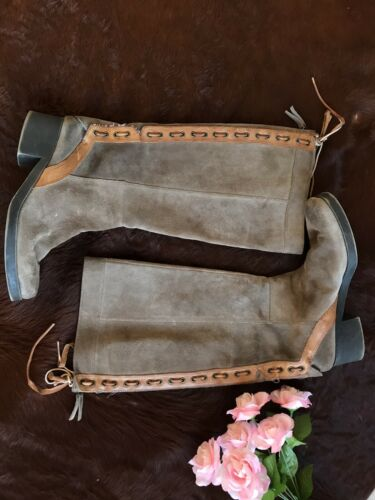 Nine West Vintage America Collection Dourado Boots