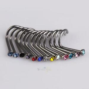 20pcs-Colorful-Rhinestone-Nose-Studs-Rings-Jewelry-Screw-Ring-Bone-Bar-Body-Pier