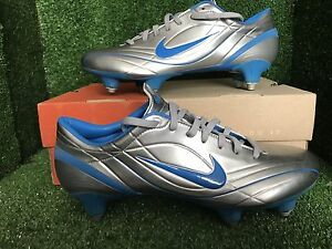 best sneakers 0a7e7 e7ac7 Image is loading BNIB-NIKE-MERCURIAL-VAPOR-II-FG-R9-SG-