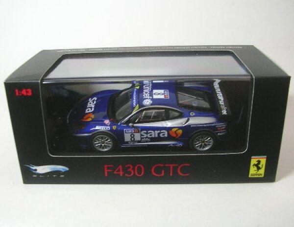 Ferrari F 430 GT2 GT2 GT2 No. 8 Winner Italian Championship 2007  | Qualität und Quantität garantiert  b4c4dd