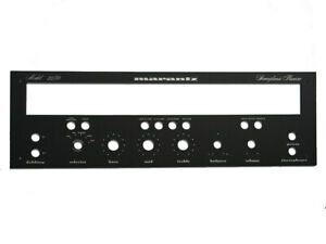 New-Marantz-2230-Receiver-Front-Panel-Faceplate-Face-Plate-B