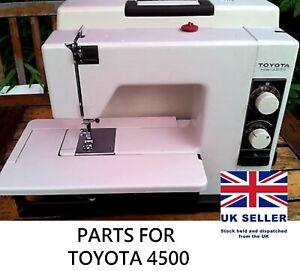 Original Toyota 4500 Sewing Machine Replacement Repair Parts