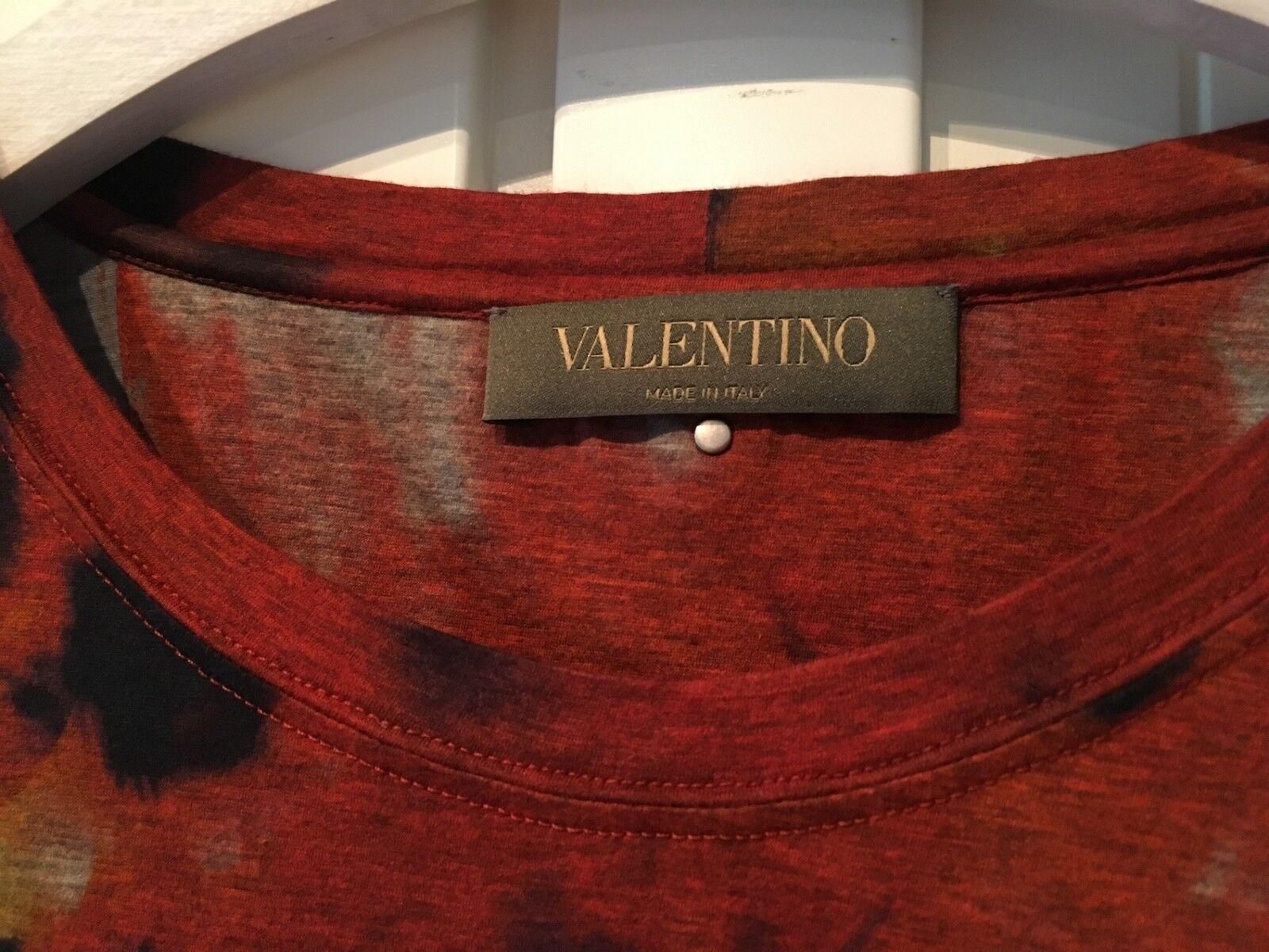 VALENTINO Uomo's XL Tie-Dye T-Shirt, XL Uomo's d88af0