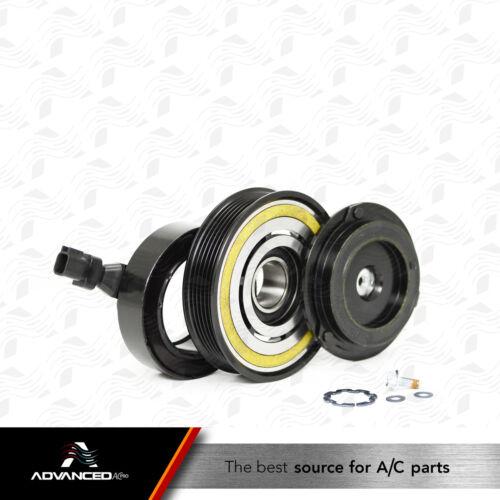 New A//C Compressor Clutch Fits 2011 2012 2013 Ford Fiesta L4 1.6L