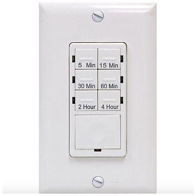 Ge Indoor Digital In Wall Electric Light Fan Countdown Timer Switch Programmable Ebay