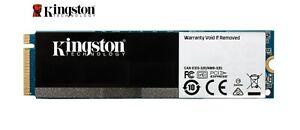 Kingston KC2500 M.2 2280 500GB NVMe PCIe Gen 3.0 Internal...