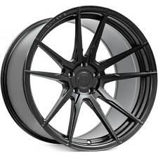 4 19x95 Rohana Wheels Rfx2 Matte Black Rims B32 Fits 2012 Jeep Grand Cherokee