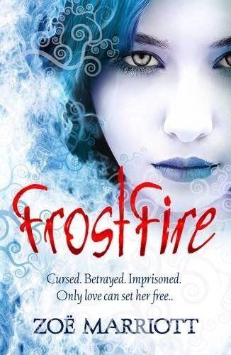 1 of 1 - (Good)-FrostFire (Daughter of the Flames) (Paperback)-Marriott, Zoe-1406318140