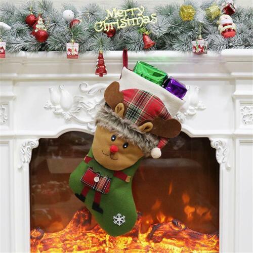 Giant Christmas Stockings Xmas Home Decorations