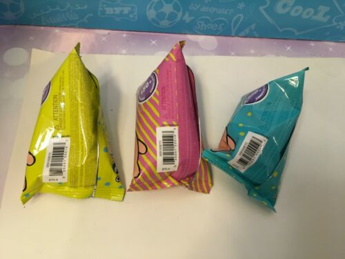 Details about  /Moj Moj Collectible Squishy Toys Lot of 3 Blind Mystery Bags New
