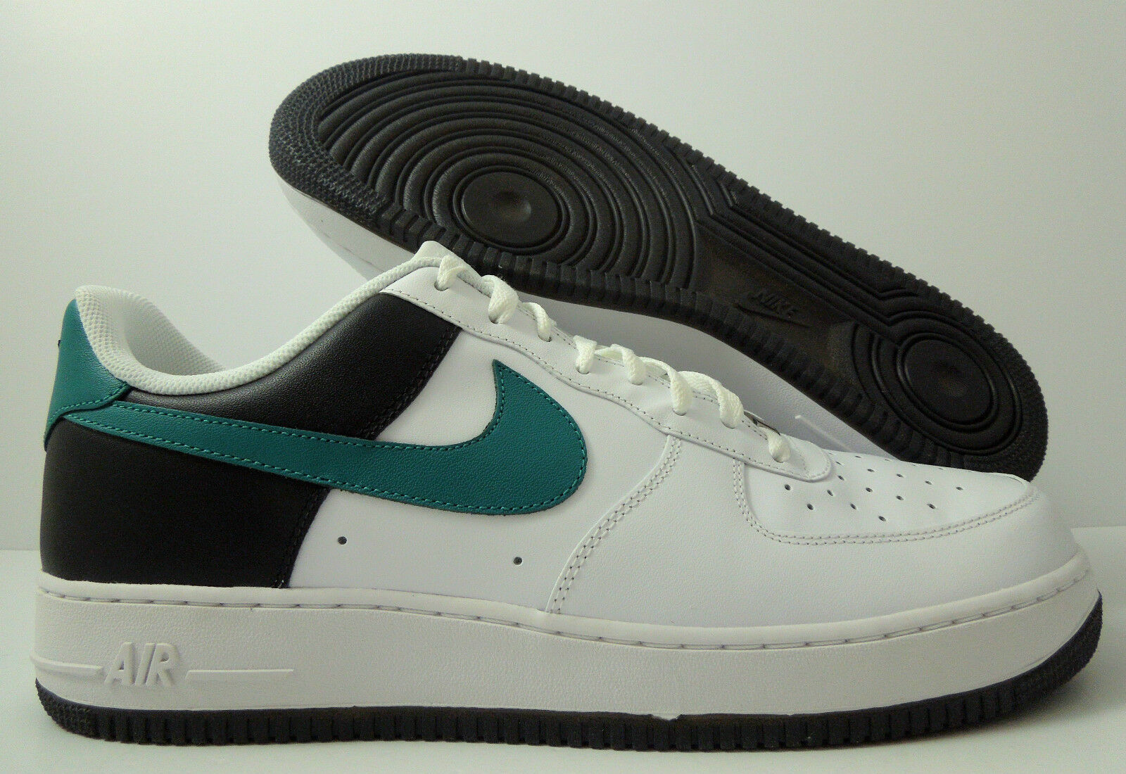 NIKE AIR Obliger 1 07 blanc-noir-FRESH WATER SZ 14 [315122-174]