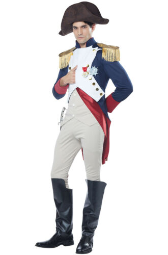 Brand New French Emperor Napoleon Adult Costume