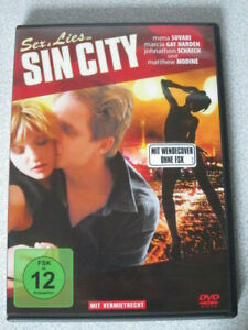 Sex & Lies In Sin City - FSK 12 - DVD - Brinkum, Deutschland - Sex & Lies In Sin City - FSK 12 - DVD - Brinkum, Deutschland