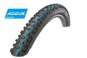 Schwalbe Addix Nobby Nic Evo SpeedGrip Snakeåka skidorn TL-Easy Folding Tyre 26 x 2.35