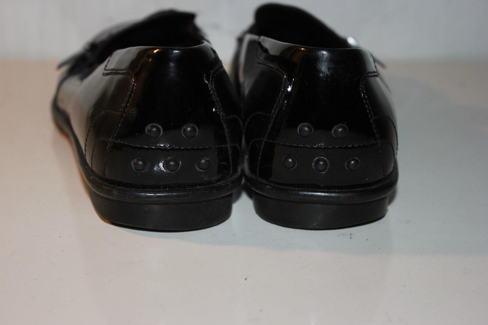 TOD'S Echtleder Wunderschöne Schwarz Echtleder TOD'S Schuhe, Gr. 37/37,5 13a575