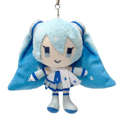 Hatsune Miku Snow miku Acrylic key chain JAPAN Hokkaido Limited Vocaloid