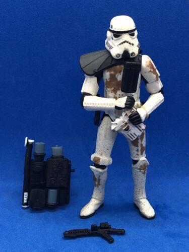 TATOOINE PATROL Loose complet Star Wars POTJ SANDTROOPER