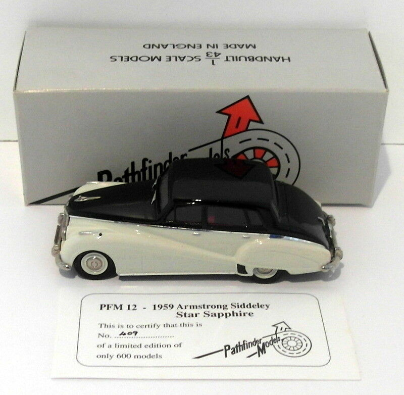Pathfinder Models 1 43 Scale PFM12 - 1959 Armstrong Siddeley Sapphire 1 Of 600