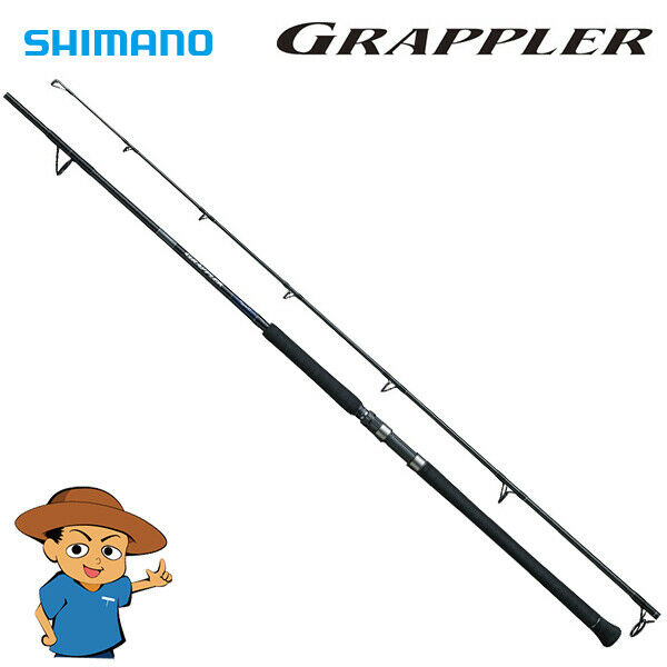 Shimano GRAPPLER type C S82H Heavy fishing spinning rod 2018 model
