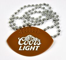 Coors Light Bier USA Halskette Perlenkette Kette Partykette American Football