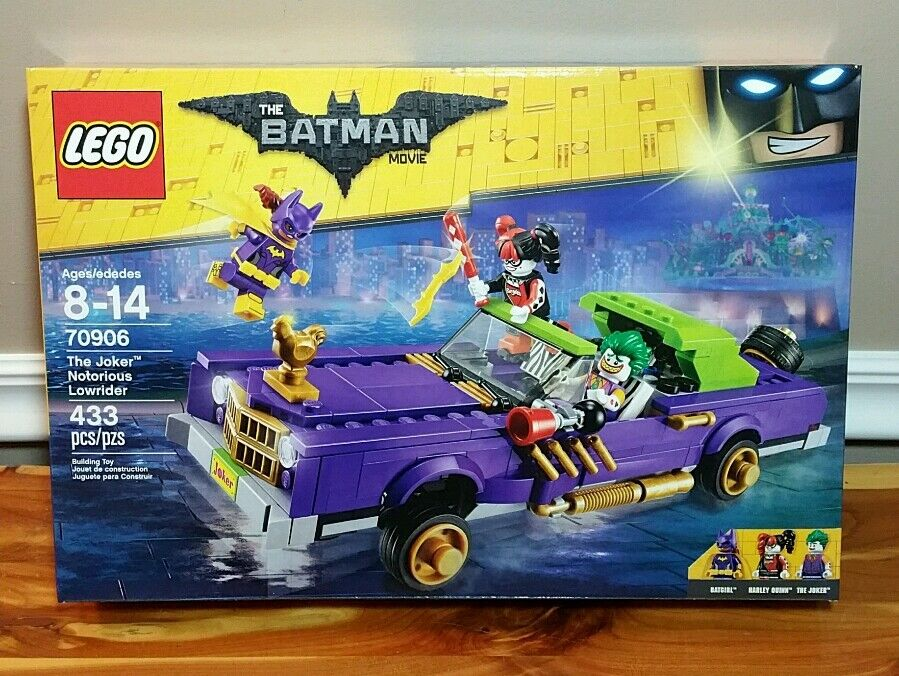 Lego The Joker Notorious Niedrig Rider 70906 IN HAND     BRAND NEW SEALED