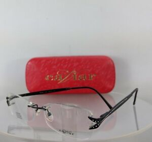 84346576f634 Brand New Authentic Caviar Eyeglasses M 2305 C24 54mm Austrian ...