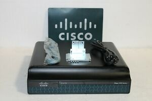 Cisco-CISCO1941-K9-2-Port-2-EHWIC-Slots-Gigabit-Ethernet-Router-IP-Base-MW