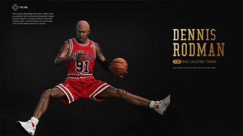 The One 1//6  Superstar The Worm Dennis Rodman Hot Action Figure Toys In Stock