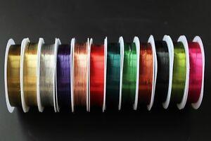 11-pcs-0-3mm-Copper-Wire-Midge-Larvae-Nymph-Ribbing-Body-Fly-Tying-Rib-Materials