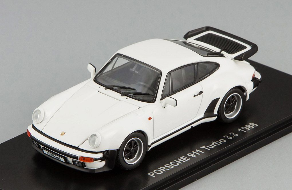 Porsche 911 Turbo 3.3 1988 Kyosho 1 43 05525 W   la qualité d'abord les consommateurs d'abord
