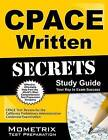 Cpace Written Secrets Study Guide: Cpace Test Review for the California Preliminary Administrative Credential Examination by Mometrix Media LLC (Paperback / softback, 2016)