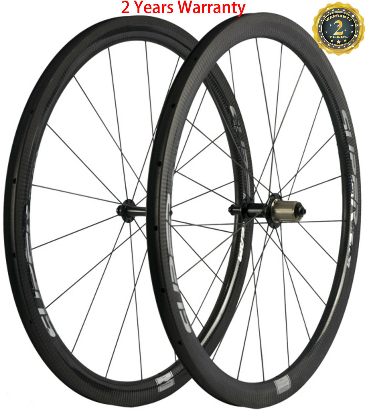 Only 1222g 700C Bicycle Wheel 40mm 25mm U  Shape Carbon Wheelset Ceramic Smith  official authorization